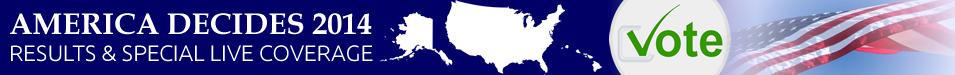 America Decides 2014 - Results and Special Live Election Coverage from NPI